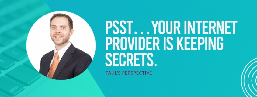 pauls perspective - business internet services